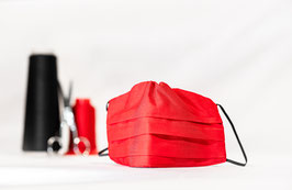 MNS - Maske in Rot