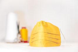 MNS - Maske in Gelb