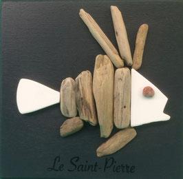 Saint-Pierre Gris-Foncé