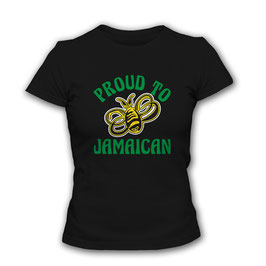 Proud to Bee Jamaican