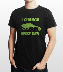 I Change Every Day