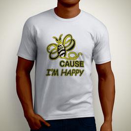 BeeCause I'm Happy