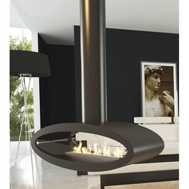 Ellipse Ceiling - Decoflame