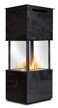 Ethanol-Feuerstelle - Tower
