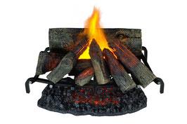 Kamineinsatz Silverston - Opti-myst 3D-Flammeneffekt