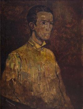 Zelfportret 1937.
