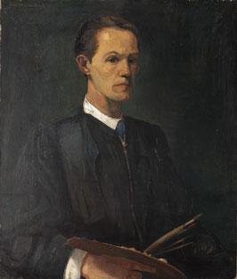 Zelfportret 1940.
