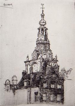 . Kerktoren Amsterdam