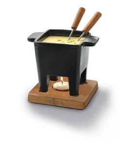 Tapas fondue