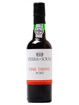 VIEIRA DE SOUSA FINE TAWNY PORT 0.375 L