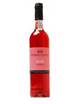 Vieira de Sousa rosé port
