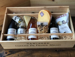 Kerstpakket: limited edition Sancerre meets B.K.O.