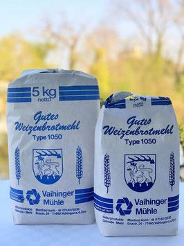 Gutes Weizenbrotmehl (Type 1050)