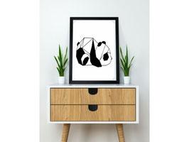 Panda 2D Art