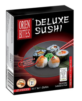 Sushi Roll 12 pz - 260g