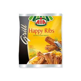 Costine di suino Happy Ribs