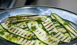 Zucchine grigliate gr 500