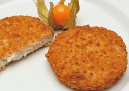 Hamburger di Merluzzo Croccanti - 100g - Prezzo al pz