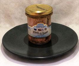 Filetti di Tonno all'olio di oliva 210gr-prezzo al pz