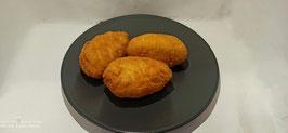 Crocchette di patata artigianali - 80g - Prezzo al pz