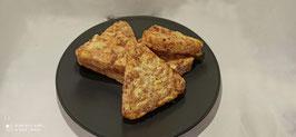 Triangolini di Speck e Patata - 50g - Prezzo al pz