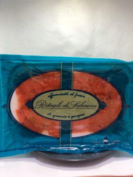Ritagli di Salmone affumicato - confezione 250g