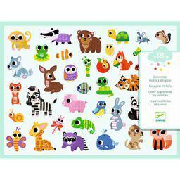 Djeco Allererste Sticker für Kinder ab 18 Monaten