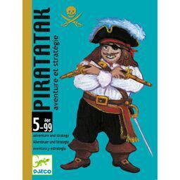 Djeco Kartenspiel Piratatak