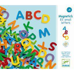 Djeco Magnetset 83-teilig  Buchstaben