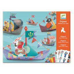 Djeco Origami Set Schiffe auf dem Wasser