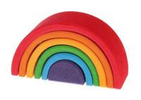 mittlerer Regenbogen  von Grimms