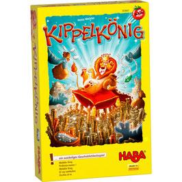 HABA Kippelkönig - ein wackliges Geschicklichkeitsspiel