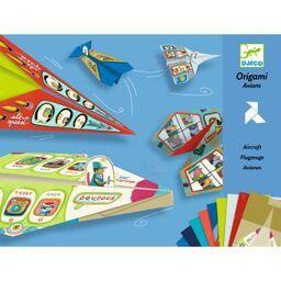 Djeco  Origami Flugzeuge falten