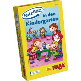 HABA Ratz Fatz in den Kindergarten -  eine rasante Spielesammlung