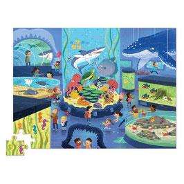 Bertoy Puzzle Ein Tag im  Aquarium