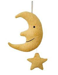 Efie Spieluhr Mond