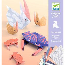 "Djeco Origami Set "" Kleine Tiere"""