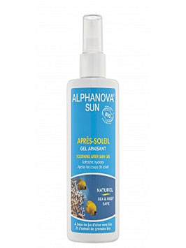 Alphanova after sun milk