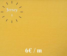 Baumwoll Jersey Uni