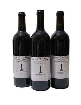 Pack 6 botellas de vino. 100% artesano.