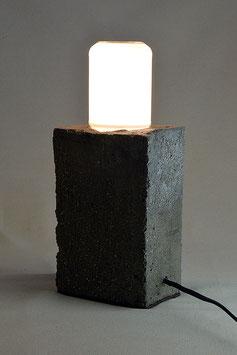 16-Lámpara de hormigón