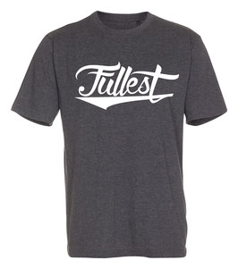 """Fullest"" T-shirt // anthracite"