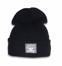 "Beanie ""Orig. Bcwlt Label"" // black"