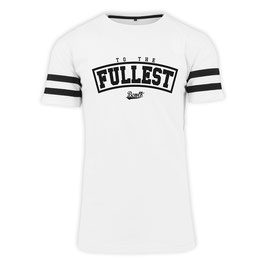 """""""TO THE FULLEST"""" long jersey // white"""