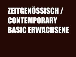 Zeitgenössisch / Contemporary Basic (Erwachsene)