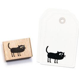 2113 Stempel Katze Friedegunde