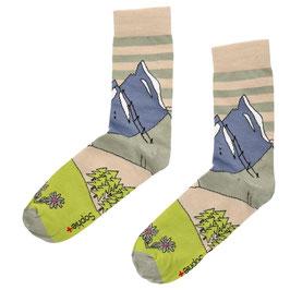 Socken Bergzeit