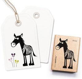 2292 Stempel Momo das Zebra
