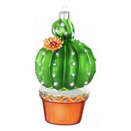 Glasornament Kaktus