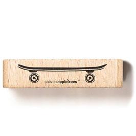 27398 Stempel Skatboard